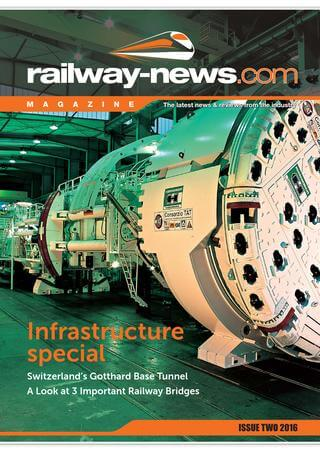 Railway-News Magazine Issue 2 2016