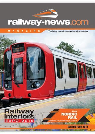 Railway-News Magazine Nordic Rail Issue 2015