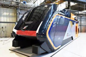 Hitachi and Trenitalia Unveil New Rock Trains