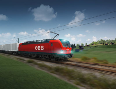 Austrian Railways Order Locomotives from Siemens