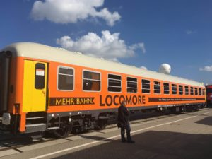 Locomore crowdfunded train