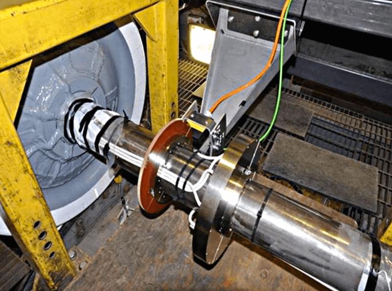 Measuring Wheelset System