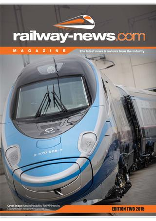 Railway-News Magazine January 2015