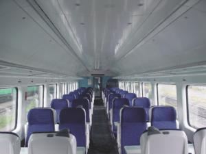 3M Train Seats