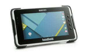 Handheld Upgrades its Popular Algiz RT7 Rugged Android Tablet