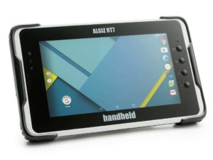 Handheld ALGIZ RT7 ultra-rugged Android tablet