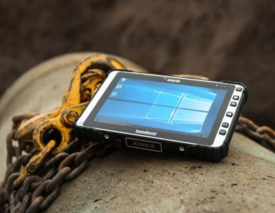 Handheld Introduces New ALGIZ 8X Rugged Tablet Computer