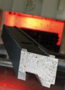 aluminium foam structure
