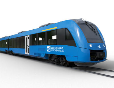 Five New Coradia Lint Regional Trains for Germany
