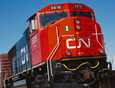 Canadian National Railway to Invest $C 2.5 Billion in 2017