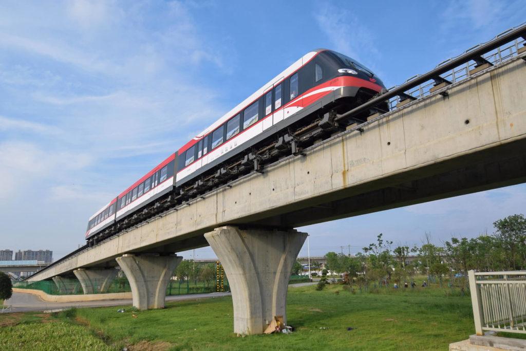 Changsha Maglev Train