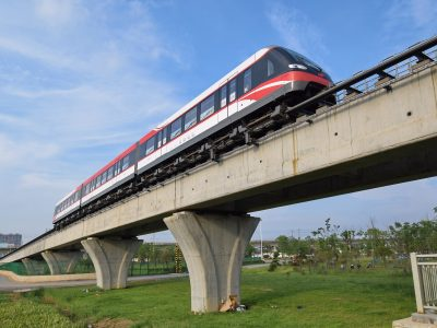 Changsha Maglev Train