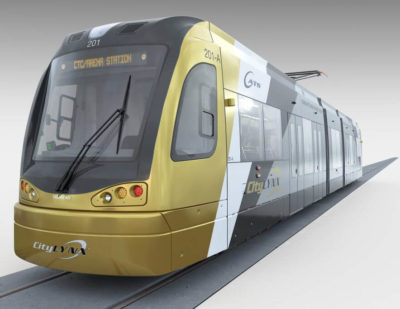 Siemens to Build New Streetcars for Charlotte Area Transit System