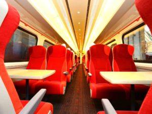 Virgin Trains East Coast Interior Refurbishment