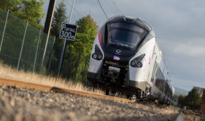 SNCF's First Coradia Liner Enters Service