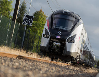 SNCF Mobility Orders Additional Trains for Intercity Services