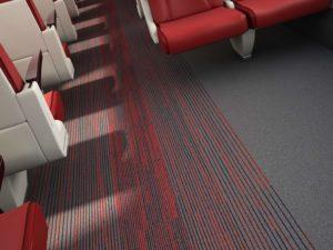 Customised Train Carpets
