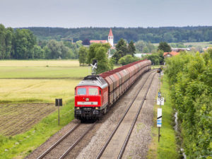 German Freight Rail