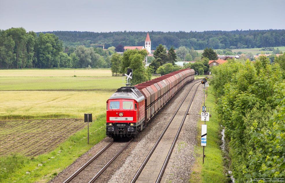 German Rail Freight