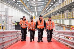 UK: Hitachi Rail Europe Generate 150 New Jobs