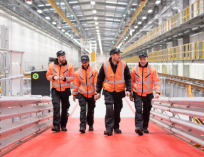 UK: Hitachi Rail Europe Generate 150 New Jobs