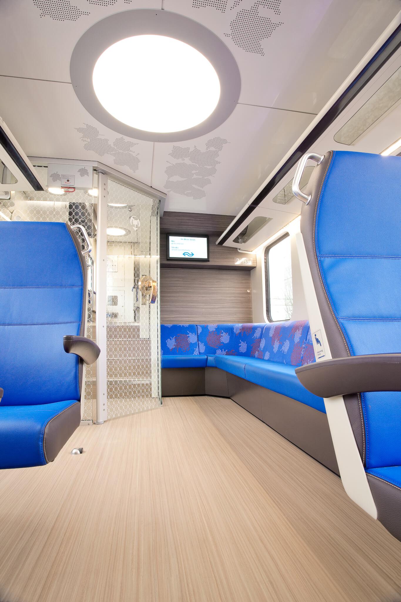Railway news ns trains interior carriage for Interior decorators dartmouth ns