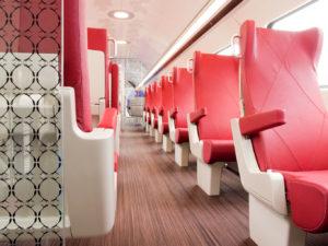 NS Trains Interior – Carriage