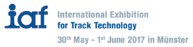 International Exhibition for Track Technology 2017