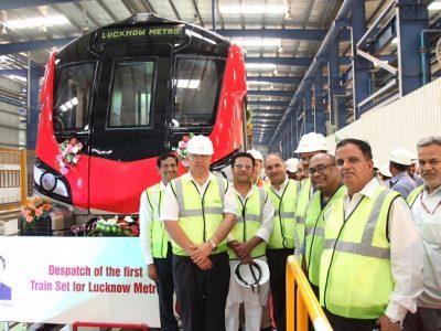 Lucknow-Metropolis-trainset