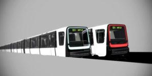 Alstom to Supply 20 Extra MP14 Trains to Line 4 of the Paris Metro