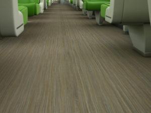 Train Floor Coverings