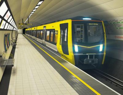 New Stadler Trains for Liverpool City Region