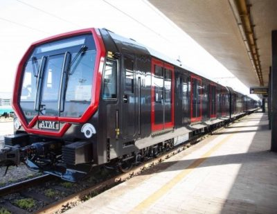 Milan Orders Additional Metro Trains from Hitachi Rail Italy