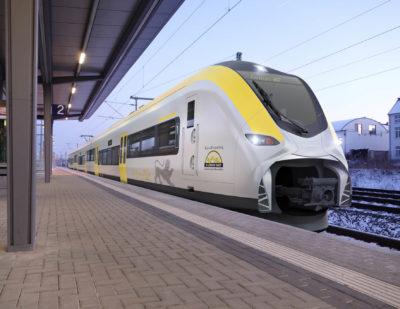 DB Regio Order Multiple-Unit Regional Trains from Siemens