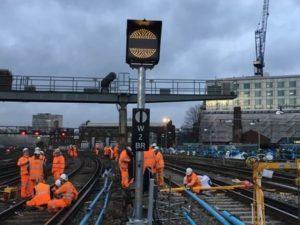 Network Rail Christmas Upgrades