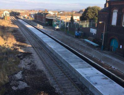 £50m North Wales Railway Upgrade Project Underway