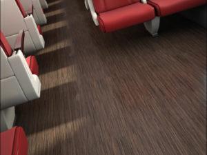Marmoleum Striato FR Linoleum flooring