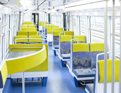 Paris RER B Trains to Receive Complete Renovation