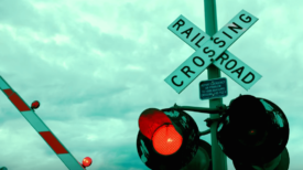 Railroad Crossing Safety Ad
