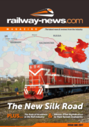 Railway-News Magazine Issue 1 2017 Cover Image