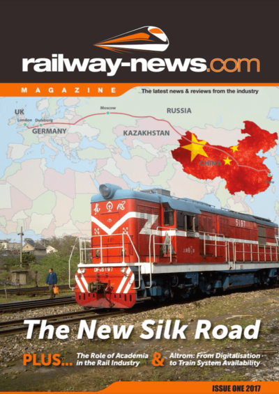 Railway-News Magazine Issue One 2017