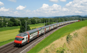 PROSE Wins International Tender for SBB's IC2000 Modernisation Project