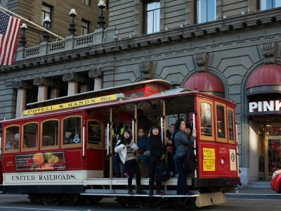 SFMTA Cable Car