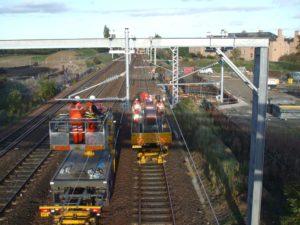 SRS Road Rail Vehicle Railway Maintenance