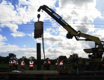 SRS Road Rail Vehicle Hire Fleet