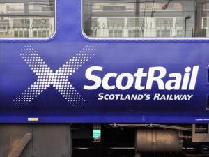 ScotRail CCTV coverage at stations