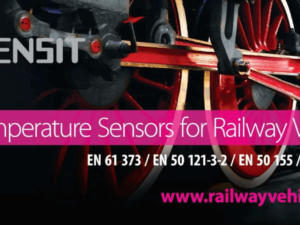 Temperature sensors for Railway Vehicles