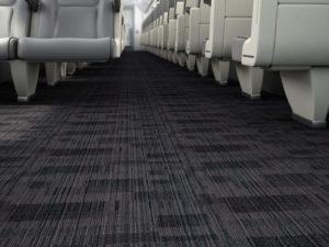 Train Interior Carpets