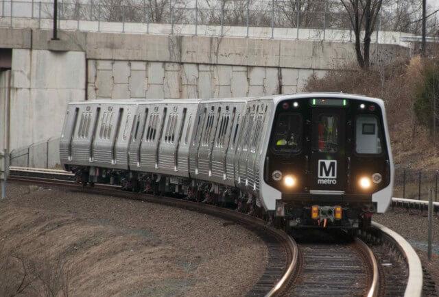 WMATA-train