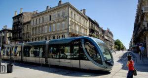 Bordeaux Metropole Light Rail Extension Opens